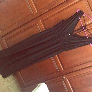 BCBGeneration Black Jumpsuit